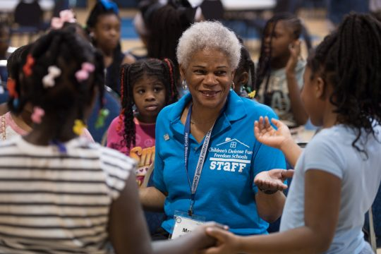 Founder & Executive Director of AB Christian Learning Center Loretta Burns will be honored by the state Board of Education.
