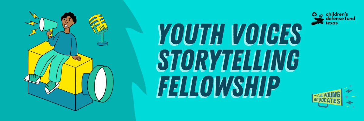 Youth Voices Storytelling Fellowship